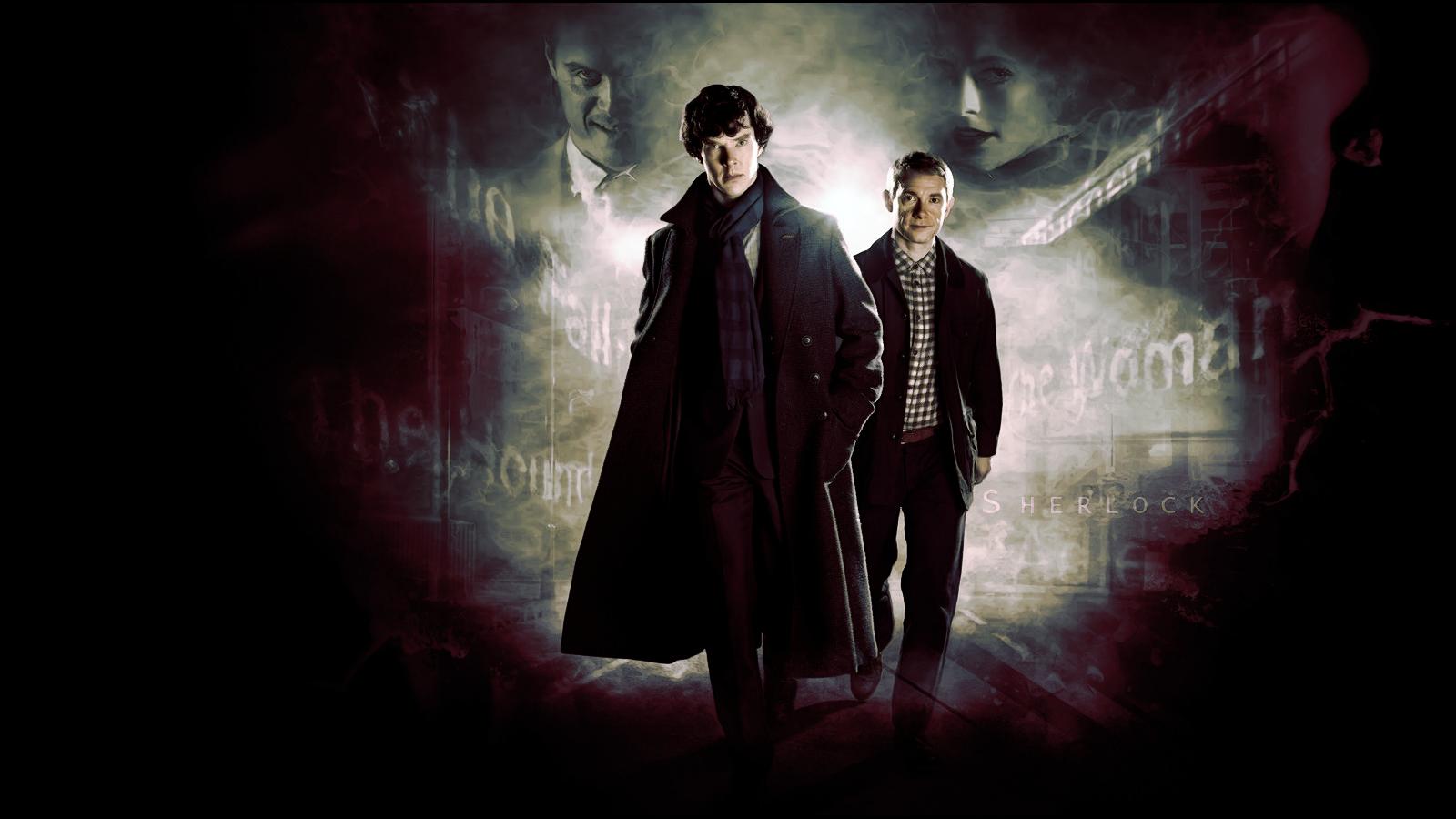 Sherlock Holmes And John Watson By Hobbleit