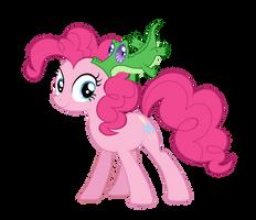 Pinkie and Gummy by SmokeySun