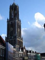 la torre de Utrecht 'Holanda' by tukituki