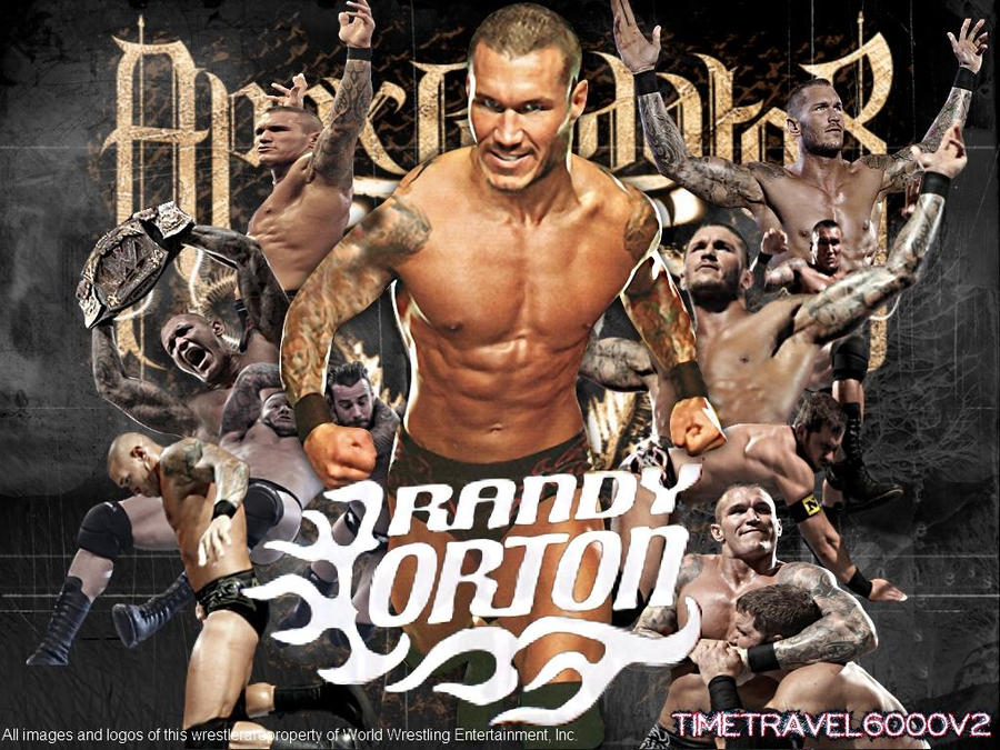 Randy Orton Wallpaper By Timetravel6000v2