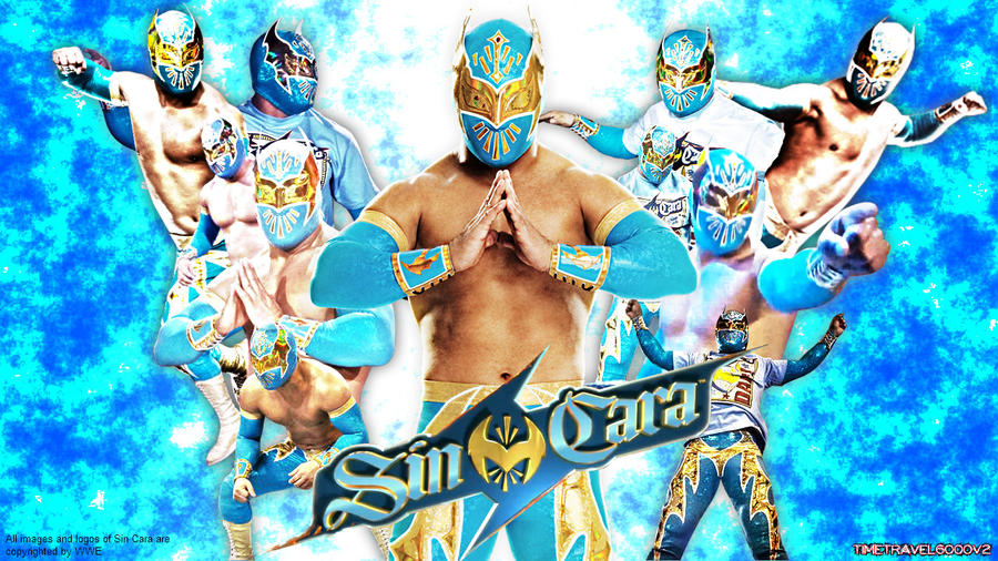 WWE Sin Cara HD Wallpaper By Timetravel6000v2