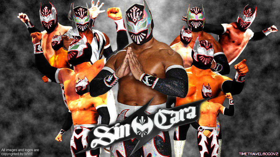 WWE Sin Cara Wallpaper By Timetravel6000v2