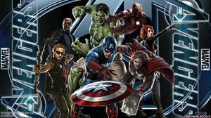The Avengers HD Wallpaper by Timetravel6000v2