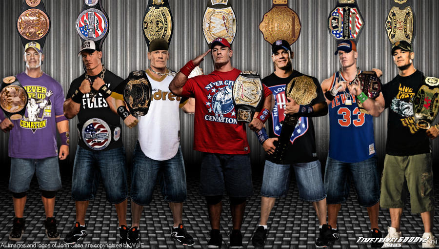 WWE John Cena Logo