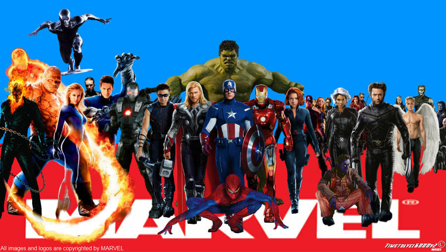 Marvel Malvorlagen Marvel Superhero The Marvel Super: Marvel Superheroes Wallpaper Widescreen By