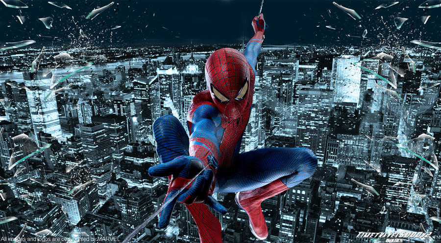 The Amazing Spider-man Wallpaper Widescreen by Timetravel6000v2