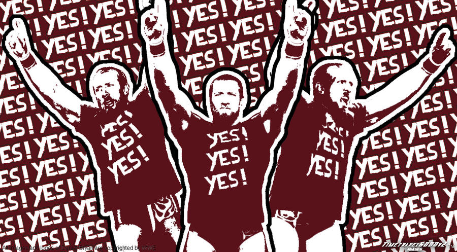 WWE Daniel Bryan 'YES' Wallpaper Widescreen by ...