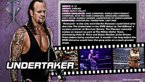 WWE Undertaker ID Wallpaper Widescreen