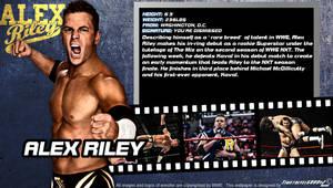 WWE Alex Riley ID Wallpaper Widescreen