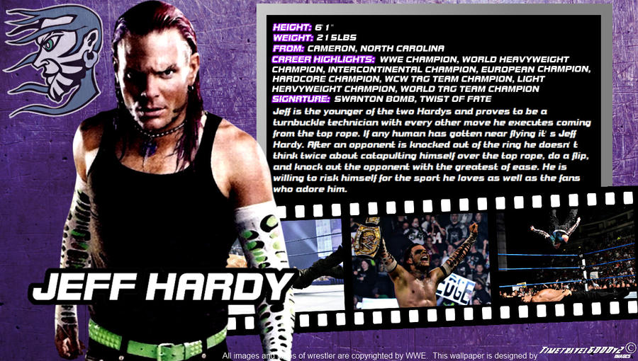 Wwe jeff hardy id wallpaper widescreen by timetravel6000v2 on wwe jeff hardy id wallpaper widescreen by timetravel6000v2 voltagebd Image collections