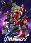 The Avengers 2 Poster