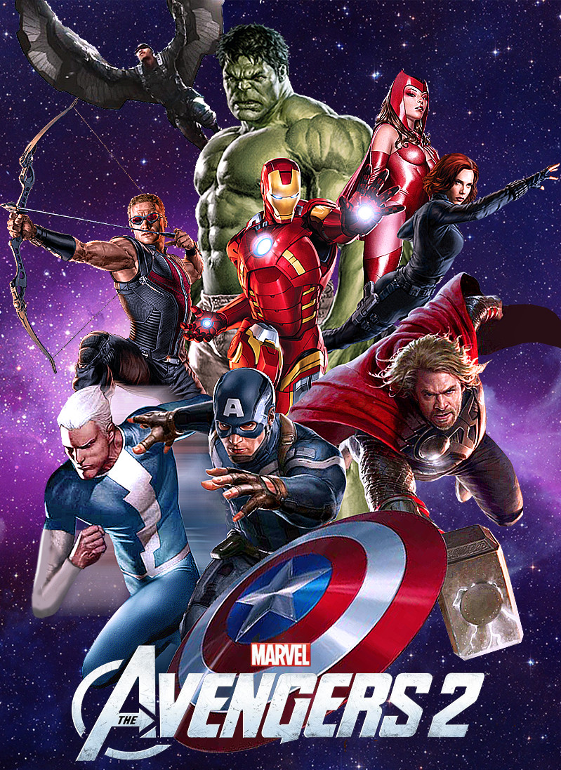 The avengers movie posters