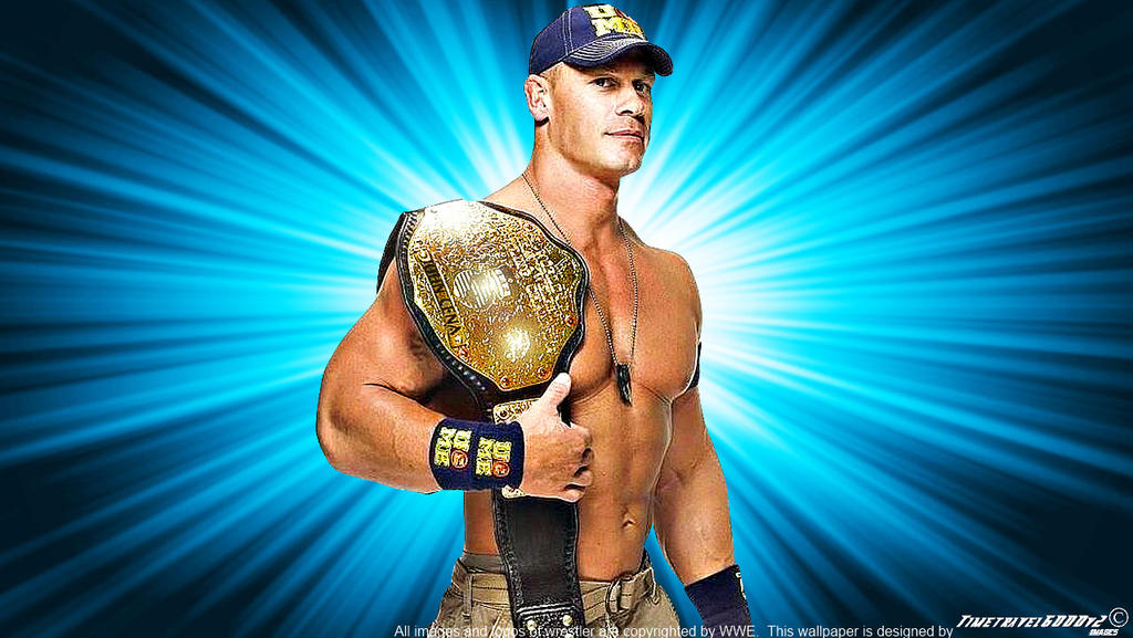 John Cena WHC 2013 Wallpaper Widescreen by Timetravel6000v2 on