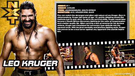 WWE Leo Kruger ID Wallpaper Widescreen