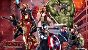 Avengers: Age of Ultron Wallpaper Widescreen