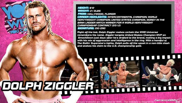 WWE Dolph Ziggler ID Wallpaper Widescreen