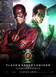 Flash and Green Lantern Movie Poster