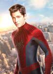 Logan Lerman as MCU's Spider-man