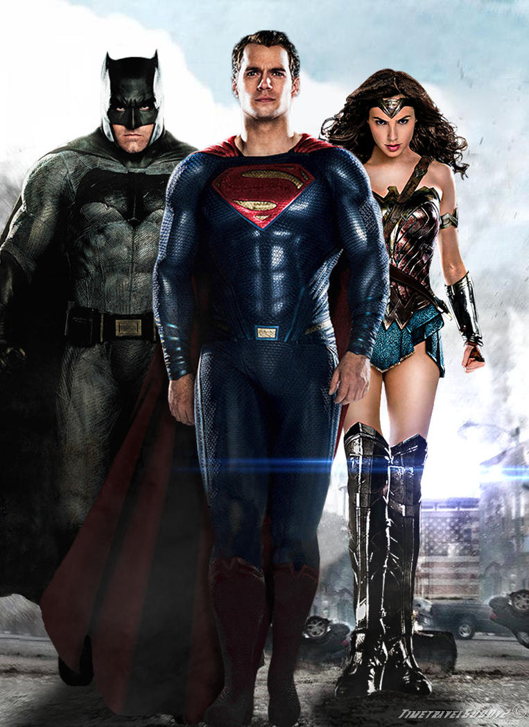 Batman And Wonder Woman Deviantart