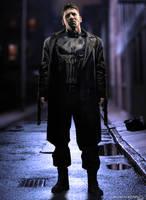 Daredevil Season 2 The Punisher Poster by Timetravel6000v2