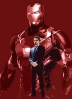 Tony Stark: Iron Man by Timetravel6000v2