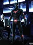 Batman Beyond Live Action Movie