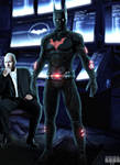 Batman Beyond Live Action Movie