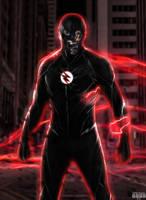 Black Flash by Timetravel6000v2