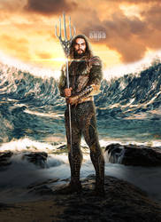 Aquaman by Timetravel6000v2
