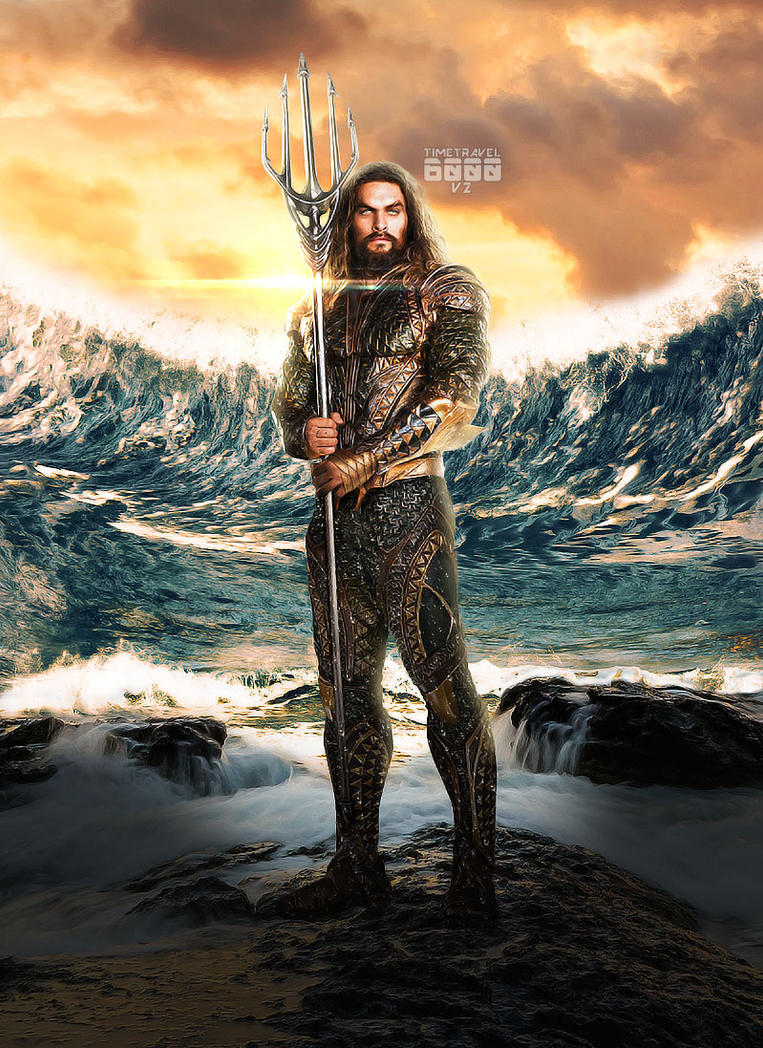 Aquaman by Timetravel6000v2