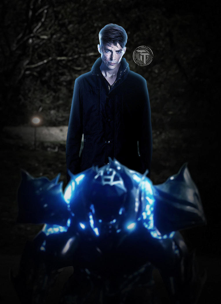 Future Barry Savitar Reveal by Timetravel6000v2
