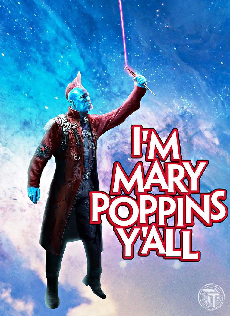 I'm Mary Poppins Y'all by Timetravel6000v2