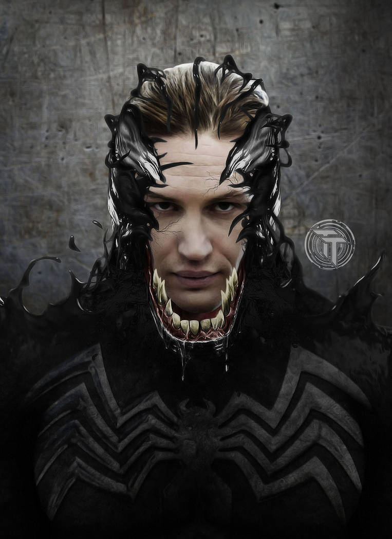 Tom Hardy Venom by Timetravel6000v2 on DeviantArt