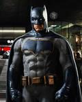 Rebirth Batman DCEU
