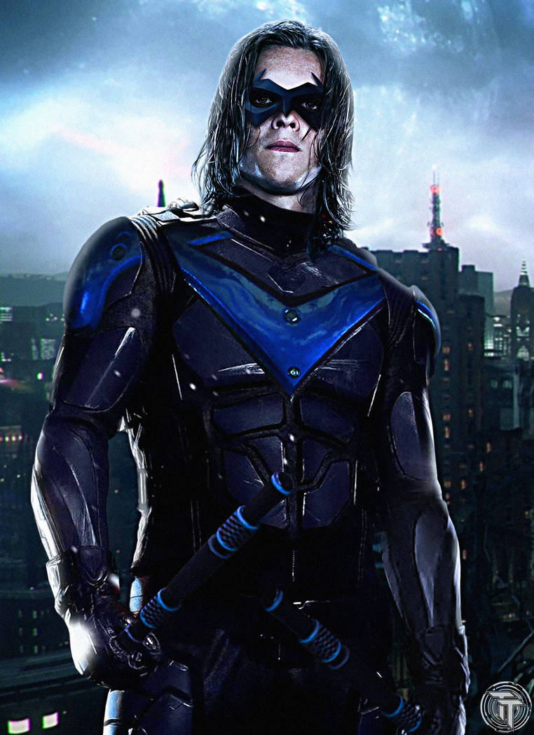 Fans Are Demanding DCs Live Action Nightwing Cast as a