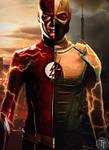 Flash/Earth-X Flash