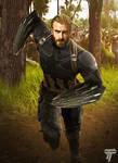 Captain America Avengers Infinity War Updated