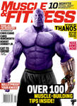 Thanos Muscle and Fitness Cover