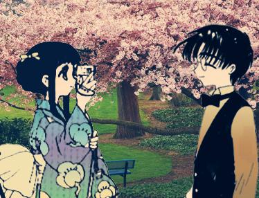 Hình Eriol và Tomoyo Cherry_Tree___Eriol_and_Tomoyo_by_aliehs_yllis
