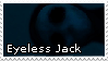 Eyeless Jack stamp (new) by akatten