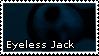 Eyeless Jack stamp (new) by akatten