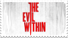 the evil within stamp by akatten