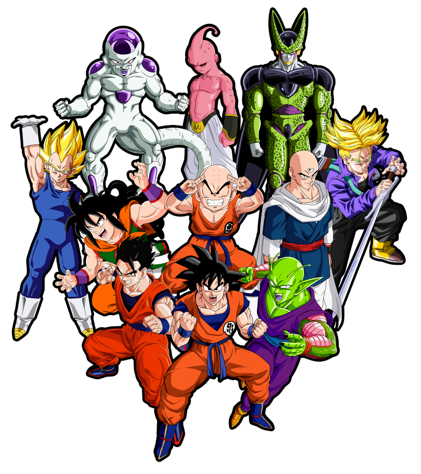 Official DBZ Thread [New 2015 Film in the works] Dragon_ball_z_render_by_buz_mavisi-d6hmoqe