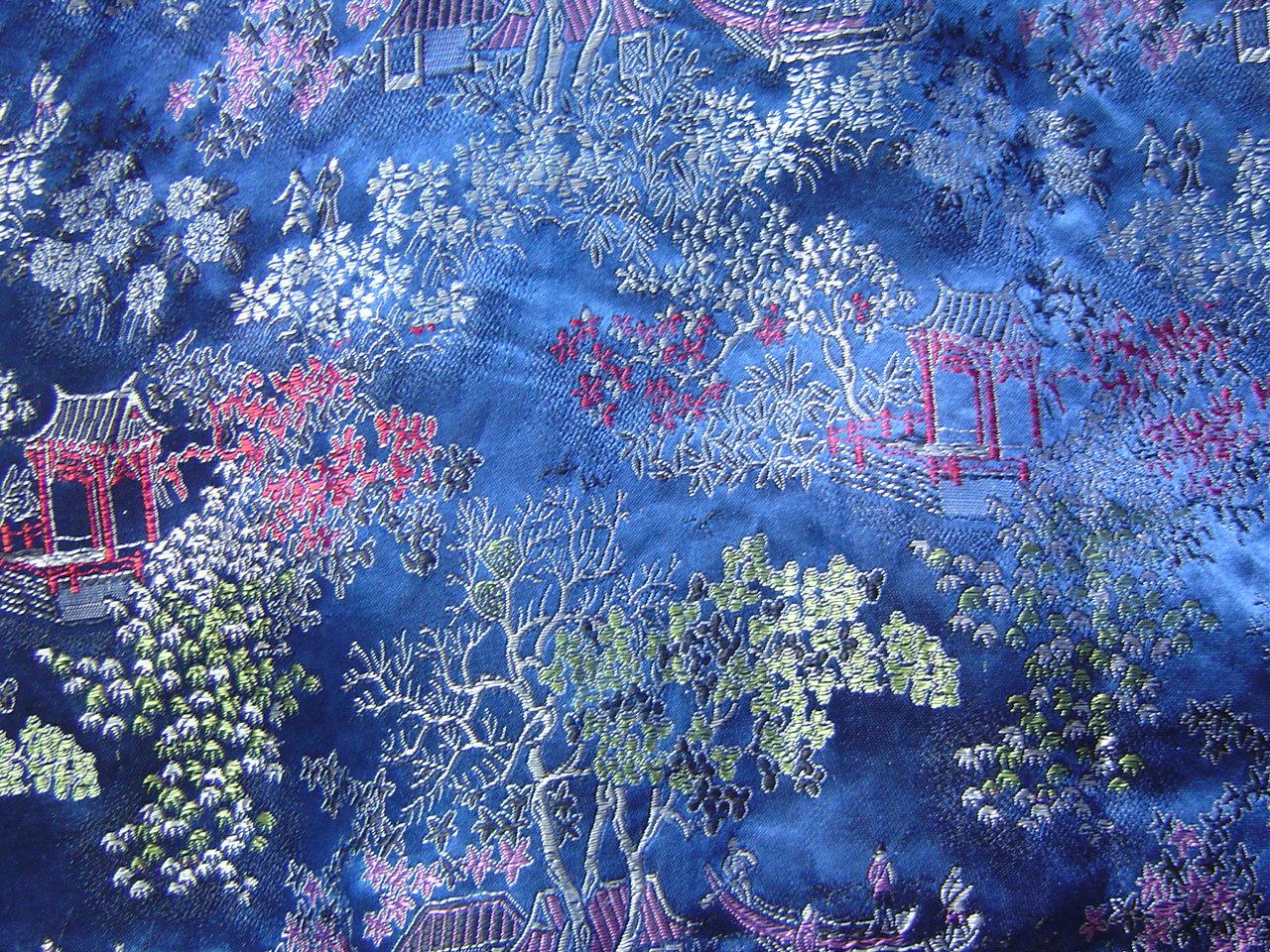 Asian Fabric Prints 76