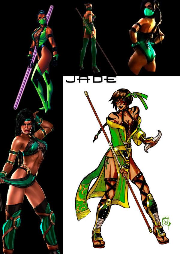 mortal kombat jade and smoke fanfiction