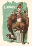 1 - Harpy by W-Orks