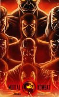 Mortal Kombat by W-Orks