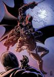 Detective Comics Redesign