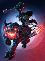 Lemmy is War! by W-Orks
