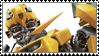 stamp- bumblebee